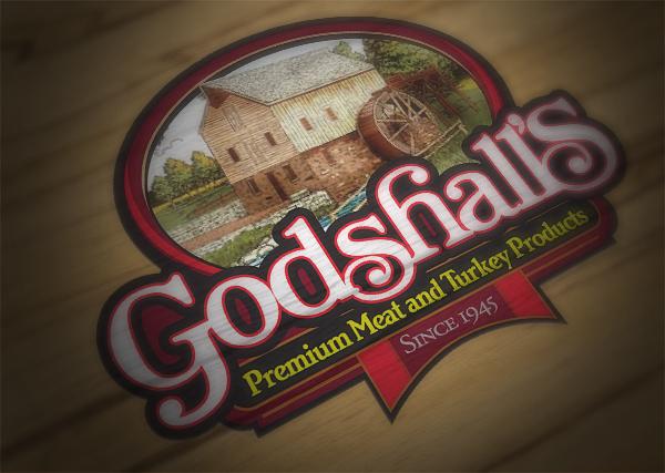 Godshall's mockup wood