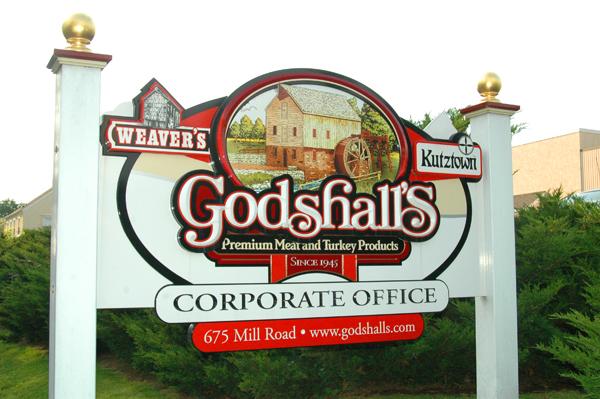 Godshall's signsm